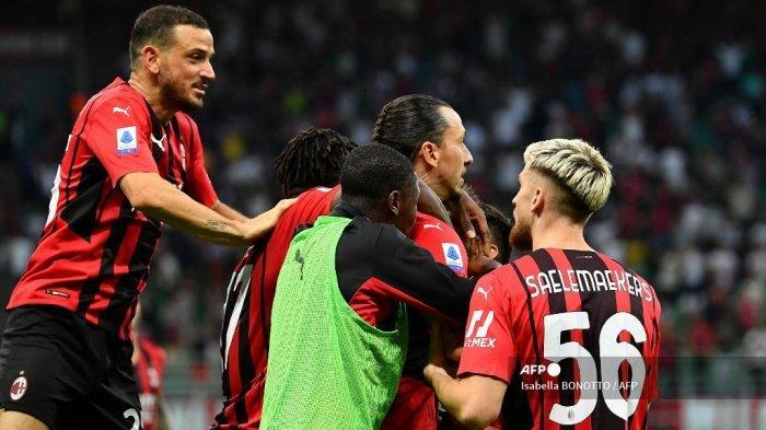 Berita AC Milan, Ante Rebic Sang 'Mastermind', Pembuktian Rafael Leao, Ibra Pamer Luka Operasi